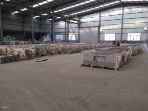 Grainte countertop factory01