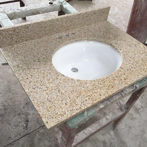 prefab countertopG682- vanity-top