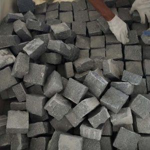 G654 cube stone