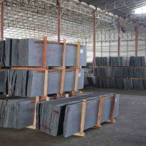 black granite seirra black slabs