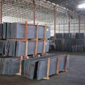 black granite seirra black slabs