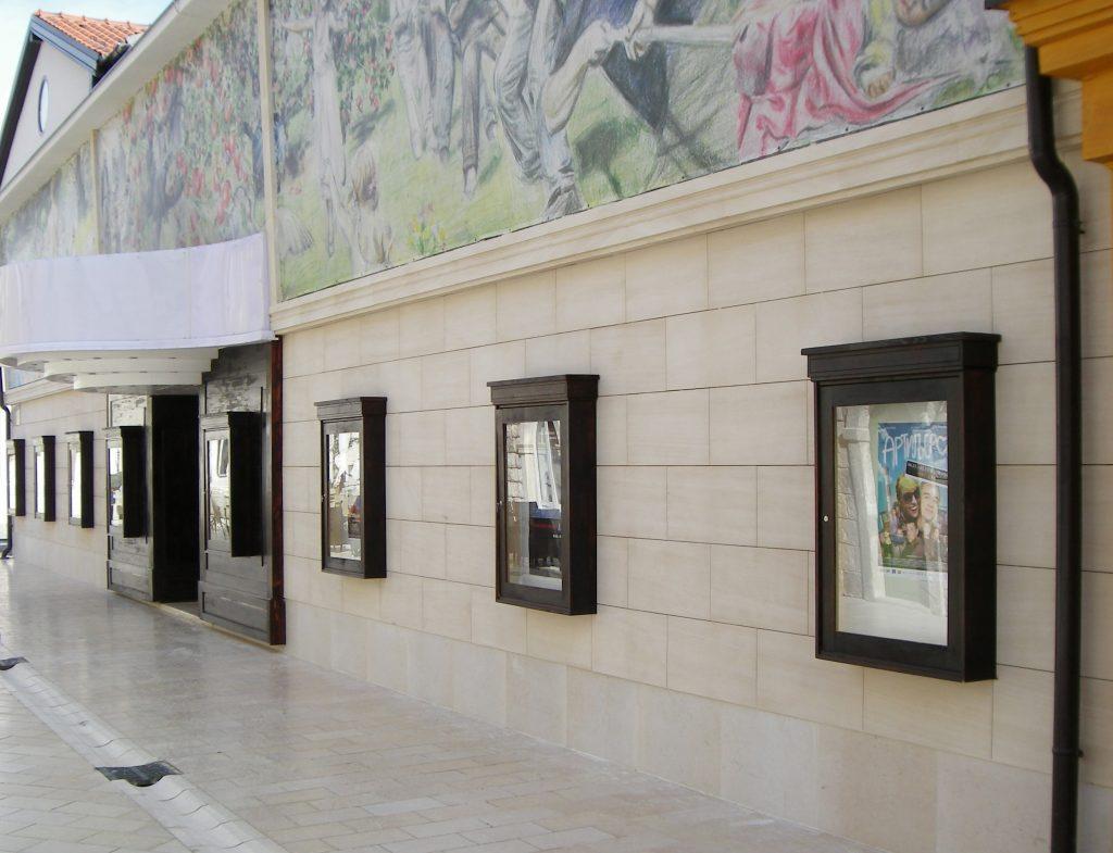 Patek Philip Limestone-project-wall