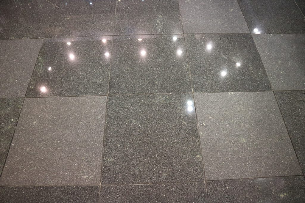 natrual granite-starry sky-project-floor