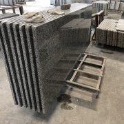 Natrual granite barthroom countertop-G623-02