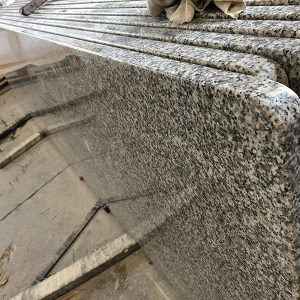 Natrual granite barthroom countertop-G623,G623 custom vanity top