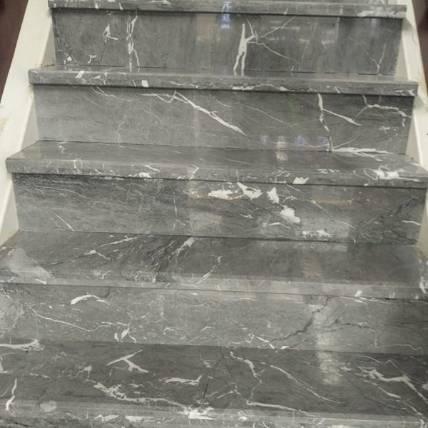 Ouming natrual marble-Dream grey-floor