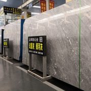 Ouming natrual marble-Dream grey-slab