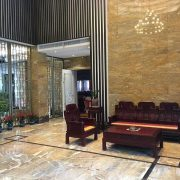 Ouming natrual marble-Golden Emerald-project-floor&wall02