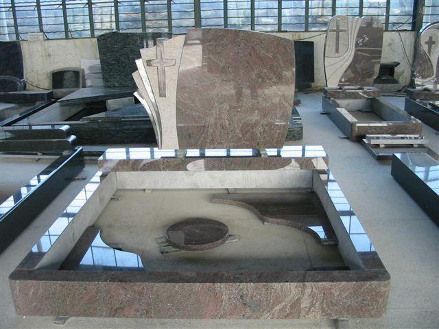 granite tombstones